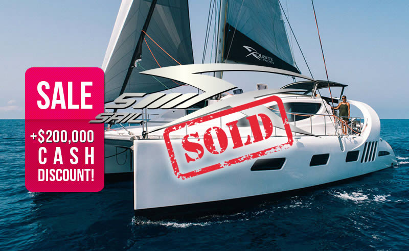 Manufacturer's demo Xquisite Yachts - X5-008